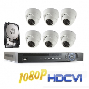 1080P-8CH HDCVI