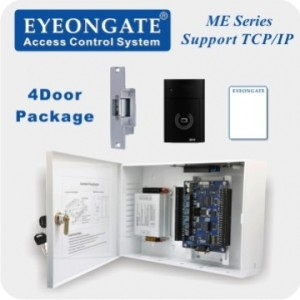 4 doors access